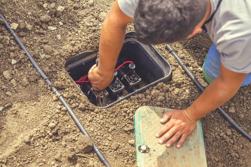 Irrigation Repair Services | Aurora, Ohio
