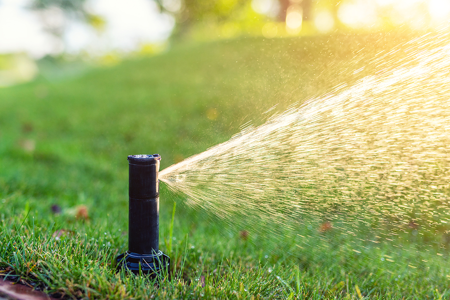When Should I turn On My Sprinklers in Ohio